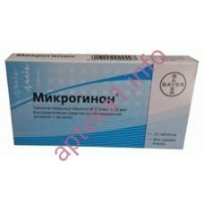 Микрогинон таблетки №21