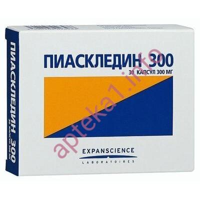 Пиаскледин 300 капсулы №10