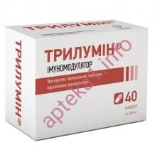 Трилумин капсулы 350 мг №40