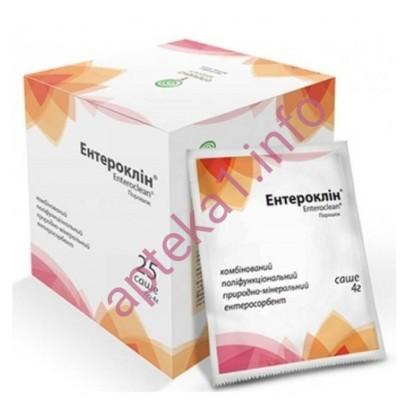 Энтероклин саше 400 мг №25